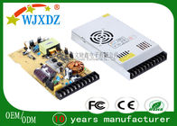 Super Slim 5V 80A LED Switching Power Supply for Security Monitor , Long Life Span